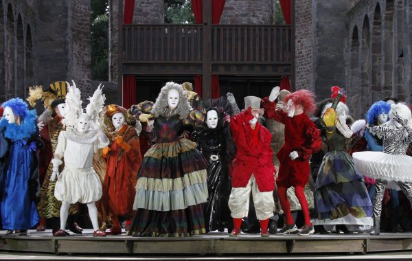 Bad Hersfelder Festspiele – Shakespeare in Love