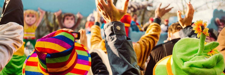 Karnevalsbeginn in Köln