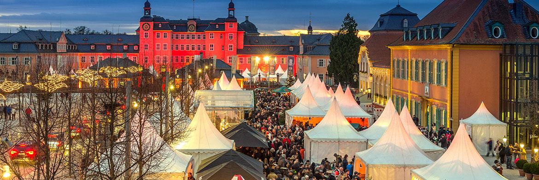 Weihnachtsmarkt Schwetzingen