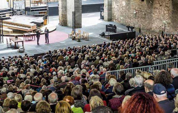 Bad Hersfelder Festspiele – Goethe! die Kraft der Liebe