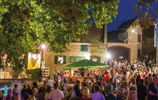 Kellerwegsfest Guntersblum