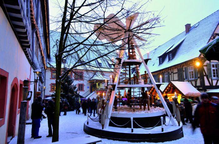 Weihnachtsmarkt Schwetzingen.Weihnachtsmarkt Schwetzingen